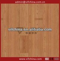 wood effect PVC flooring rolls for badminton