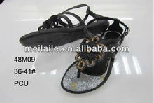 Fashion women pcu shoes for popular women sandals