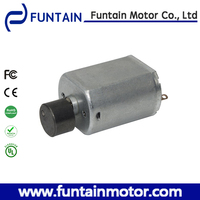 12v low speed high torque dc motor with strong vibrator