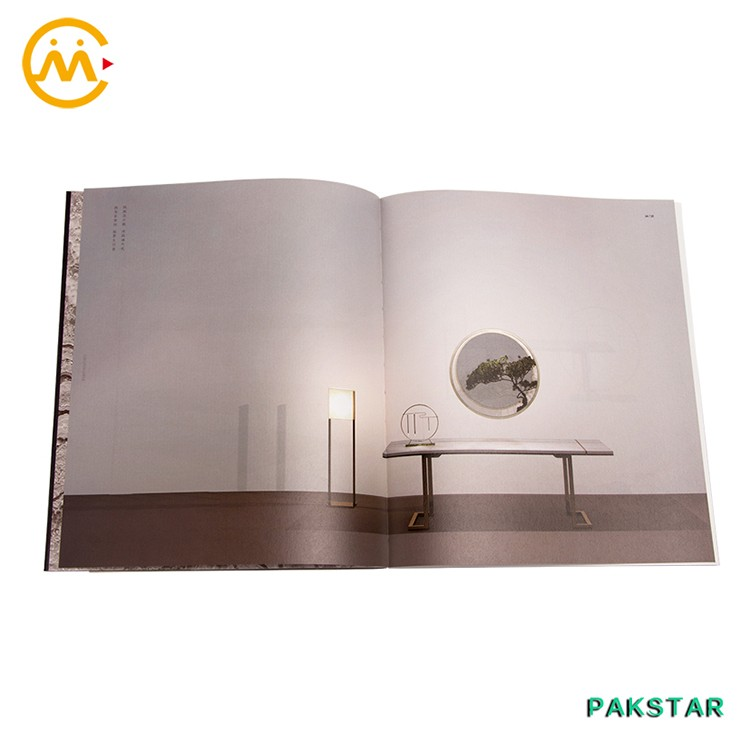 High quality wholesale custom design photo bulk art book printing
