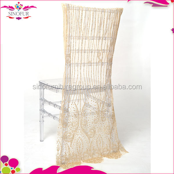 chair cover for wedding party buy chair cover sequin chair cover