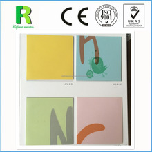 Pvc Sponge Floor Covering/PVC Sponge Foaming Flooring With Various Designs