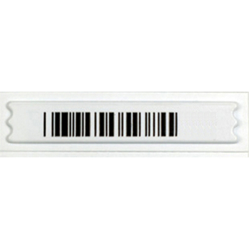 EAS AM 58khz Security Barcode S2 Strip 3 Individual Sheet Label