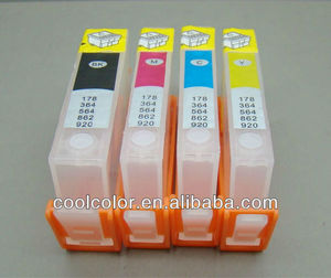 Quality products with low price and good services, Refillable ink cartridge for HP deskjet 4625 printer