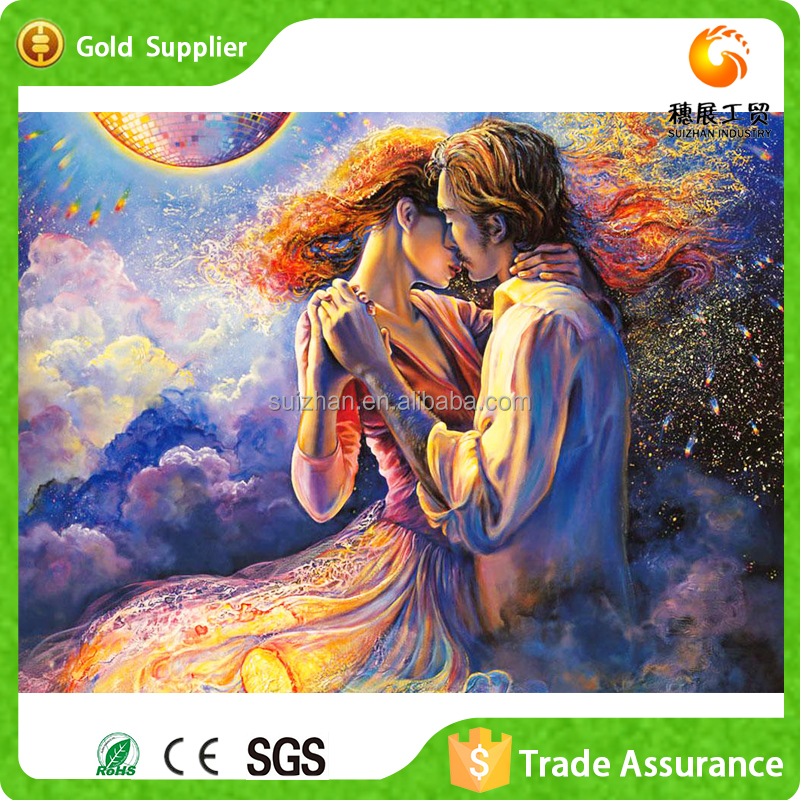 Wholesale Price Diy Wall Art Beautiful Girl Picture