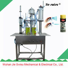 factory price security pepper spray filling machine