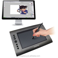 HUION H610 USB 10 x 6 inch 4000LPI 8 ExpressKey Professional Digital Graphic Drawing Tablet Drawing Board