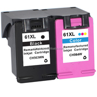 Refill Ink Cartridge Hp61 Hp61XL Printer