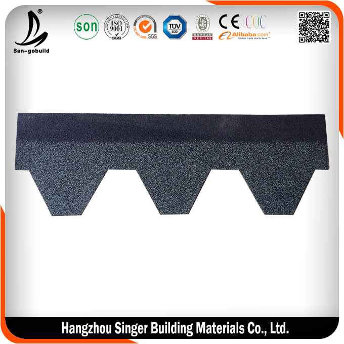 2015 new design asphalt tile price, hot sale asphalt tile