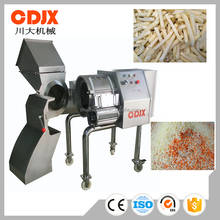 Production capacity new arrivals cutting machine types of vegetable