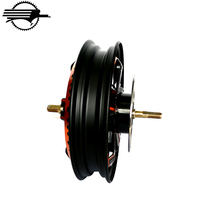 Strong Power 4000w Electric Scooter 48V/72V/96 Wheel Hub Motor
