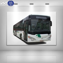 Luxury Urban Bus LHD 12M 44 Seats GNG City Bus