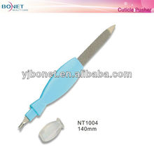NT1004 Nail Metal Cuticle Pusher