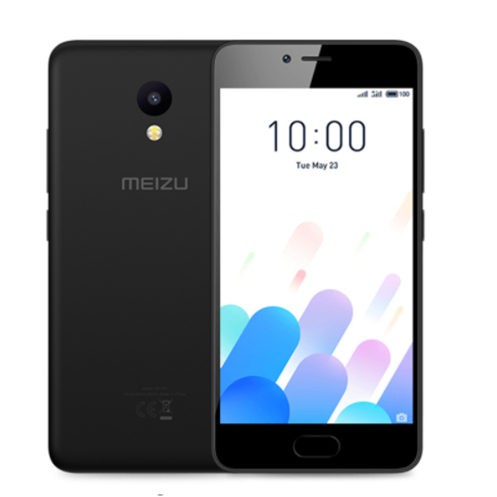 Original MEIZU M5C M710H Global Version 4G LTE 2GB 16GB Cell phone MTK6737 Quad Core 5.0inch HD IPS 3000mAh Android Telephone