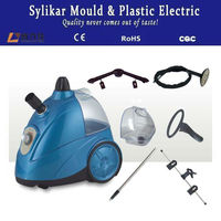 professional upright steam iron with trouser clips