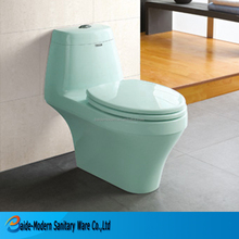Arabic City Dual Flush Chinese Wc Colored One Piece Toilet E-Co Handy Shower Toilet