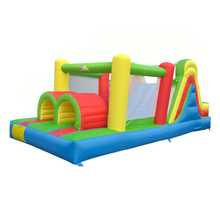 YARD Inflatable 6 In 1 Kids Jeux Gonflables Obstacle Course Bouncy Castle Combo