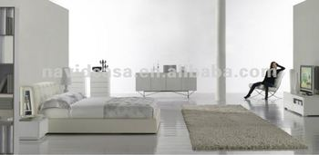 F6189 White Bedroom Furniture Sets For Adults Buy White