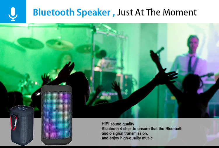 New product high quality bluetooth audio speaker