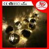 LED Christmas light pattern ball light battery controled decorative lights CE Rohs