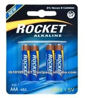 Good Quality 1.5V LR03 Alkaline Dry Cell Battery