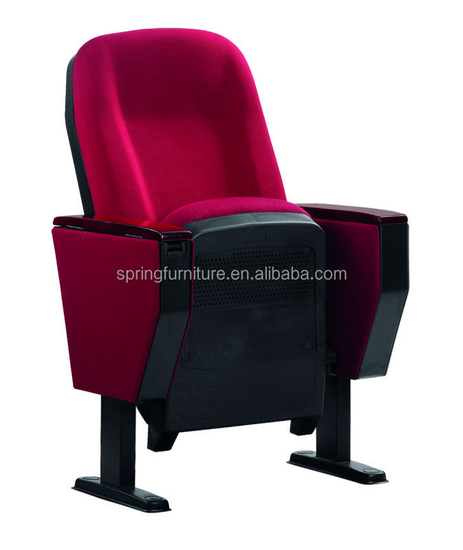 2014 good quality hall chairs with writing tablet AP-15