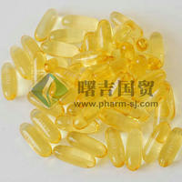 2015 China Garlic Oil Soft Capsule