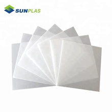 Hot wholesale customize ps light diffusion sheet