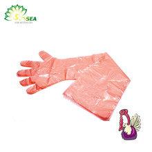 Alibaba Hot Sale properties long sleeve gloves low price best service
