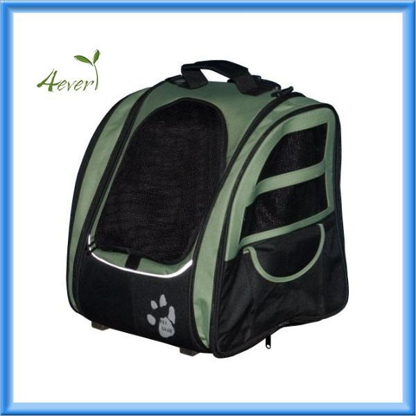 2015 Dog Transport Cage Pet Trolley Pet carrier