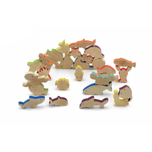 wooden doll asian zoo house for kids 2018 With A Discount