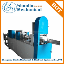 Easy Operation paper napkin embossing and folding machine