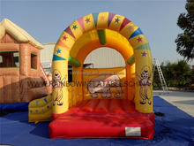 Cheap Wholesale Used Commercial Bounce Houses For Sale Small Inflatable Indoor Bouncer