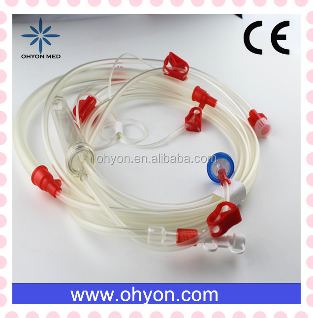 Disposable dialysis bloodlines manufacturers CE/ISO quality blood tubing lines