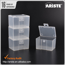 29523 4 pcs header card pack Stackable box small ,office storage box