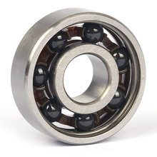 High Precision and High Speed Hybrid Ceramic roller skate bearing 608