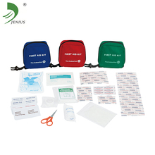 Mini first aid kit with portable for promotion as a gift or ourdoor and travel use