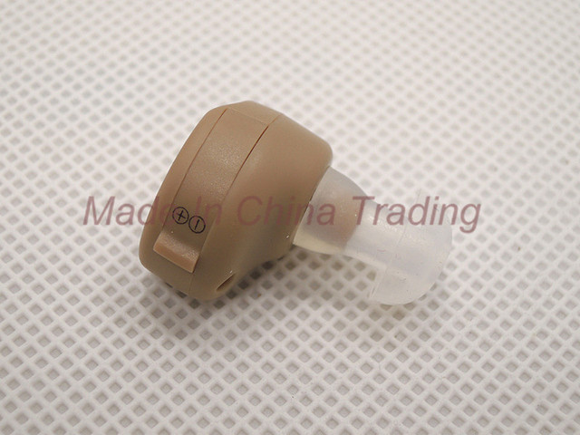 Hot Selling Hearing Aid Portable Small Mini In The Ear Invisible Best Sound Amplifier Adjustable Tone digital Hearing Aids Care
