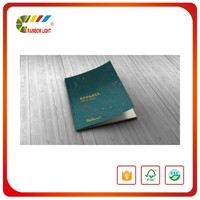 Luxury prining products competitive price 157g coat paper ltd christmas catalog