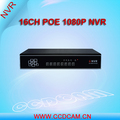 H.264 CCTV Onvif P2P 16CH Standalone NVR Recorder NVR7116S for ip camera