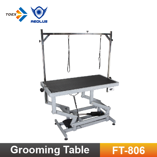 FT-806 Series electric durable dog grooming table pet grooming products