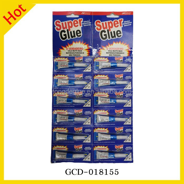 502 Super Glue Top Sale Extra Strong Cyanoacrylate Quick Bond Glue For Leather