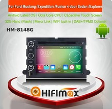 HIFIMAX Android 6.0 car dvd multimedia player with gps navigation for Ford Explorer