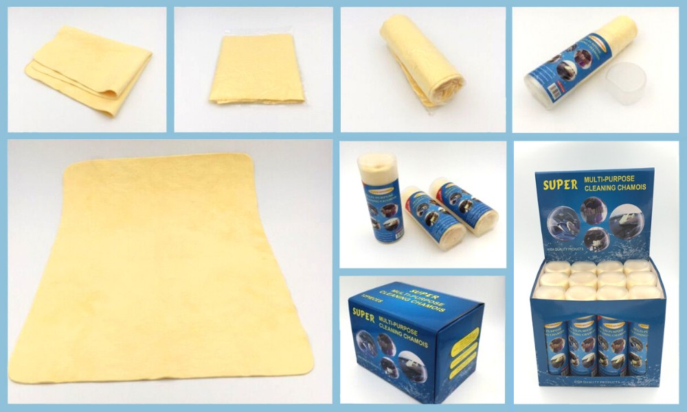 how to clean a chamois cloth
