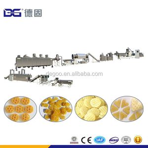Cereal Based Double Layered 3D Pellets Extruder Machine Manufacturer Papad Making Machine