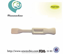 2015 wanmuchun Whole Blood HIV 1+2 Rapid Test Kits(CE,ISO,FDA)