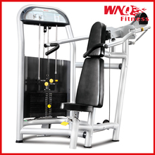 5214 seated gym Push up movment shoulder press machine