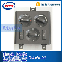 VOLVO Truck Air-conditioning Switch OEM 20508582 21318121 85115380 20853478 21272395 2050 8582