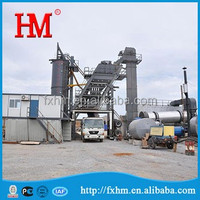 Batch Mixing And Continuous Asphalt/Processing Plants