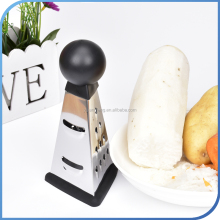 Comfort Grips Three Sided Food Cheese Grater